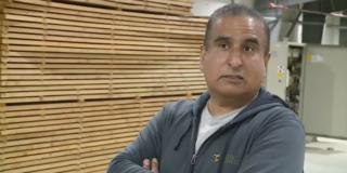 Picture of Kamal Sanghera, CEO of San Group Lumber